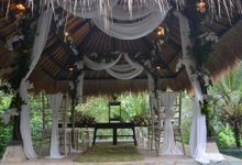 Ubud hanging garden by d'Oasis Florist & Decoration