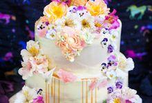 Flora & Fauna by Cake & Wildflour