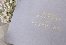 Freddie & Stephanie by Athaya Gallery