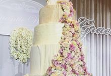 Wedding Cakes by The Buttercake Factory