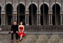 CK Ong & Lynette Loii by Taman Tan Fotografia