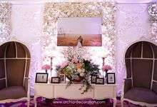 The Sweetest Moment by Orchid Florist and Decoration