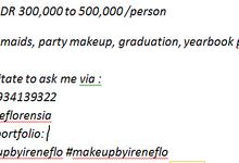 Party and engagement makeup by Irene Flo Makeup Artist