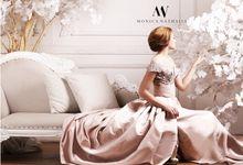Romantic Folk Reverie by Monica Nathalia
