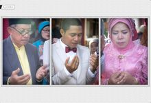 Sri & Arip Wedding by mrenofan photography