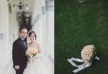 DANIEL+HANA | WEDDING by 0201
