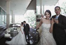 Aldy & Arina Wedding Day by Calia Photography