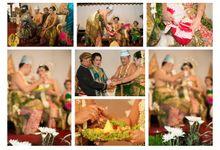 Dodi & Galuh Wedding by ALC Fotografie