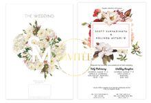Scott And Melinda by INVITEE CARD