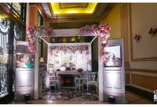 The Wedding of Edwin & Henny - Grand Royal Ballroom by Grand Orchid Decoration