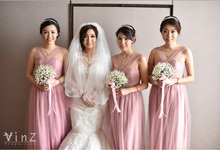 Paul & Grace Wedding by MALVA Bridesmaids