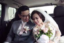 Iyan & Erry Wedding Grand Mercure Hotel Harmoni by Impressions Wedding Organizer