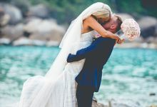 Justin & Briony from Australia by Wedding Idea & The Event Thailand
