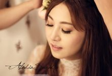 Wedding Makeup by Alodia Makeup Art