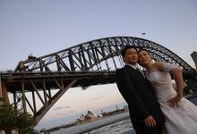 Wedding of  Rachel and Alan by White Weddings