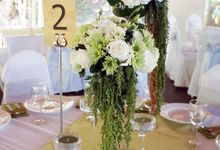 Wedding @ Spa Boutique by The Olive 3 (S) Pte Ltd