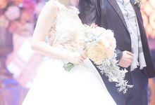 Jan Setiawan & Evanty Andriani Wedding by THE PRIME Event Planner