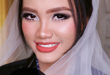 Wedding Make Up by Pangestwury MakeOver