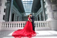 Pre-Wedding Singapore by Weili Yip Creations