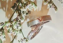 V & YQ - Bespoke Wedding Rings by Vault Fine Jewellery