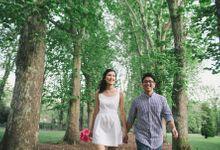 Pre Wedding | Vanessa & Ujin by Felicia Sarwono Makeup Art