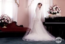 Wedding Veils by Rosalynn Win Haute Couture