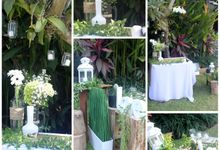 Wedding Mock Up at Villa Levi by XO Events & Villas