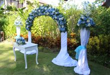 Villa Wedding SetUp by Bali National Golf