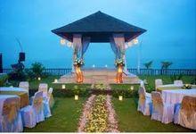 Villa beach front by Flo Wedding Organizer