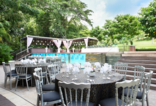 Outdoor Venues by Village Hotel Changi by Far East Hospitality