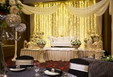 Traditional-themed Weddings by Village Hotel Changi by Far East Hospitality