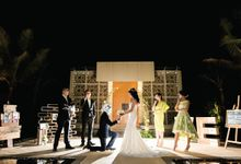 This is How 1 Second can Give Forever for Your Life - Vincent & Lili Bali Wedding by Kairos Works