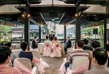 Wedding Ceremony of Vincent & Huiyu 05 Oct 2013 by Promise To Love