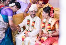Kaneshwaran & Jayashree by Viscaria Pictures