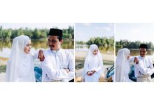 Niena & Fahmi by Viscaria Pictures