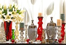 Vivere Candle & Holder - Gift collection by VIVERE COLLECTION BALI