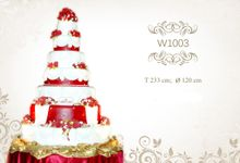 Wedding Cake C by Libra Cake