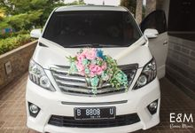 Wedding of Ricky and Ellen by Priority Rent car