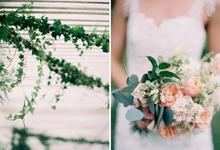Rustic Dreamy Wedding of Wayne & Liz by Rosette Designs & Co