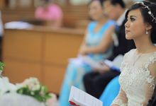 Beatrix and Williem Wedding by Moisel Makeup
