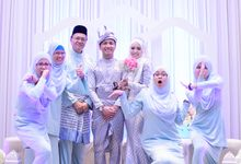 Dr Ijan & Dr Syaza by WBN.visual