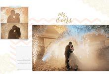 John & Novi The Wedding by PRIDE Organizer