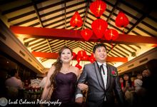 Actual Day Wedding of Jeremy and Weiling by Lush Colours Photography