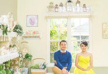 Adrian &  Rosalina Prewedding by GODIVA