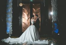 Edo & Amanda Wedding by GODIVA