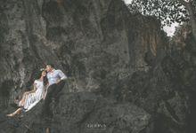 EDO & AMANDA PREWEDDING by GODIVA