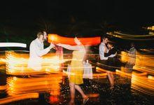 Beach Wedding and Dance the Night Away Under the Stars by W Bali - Seminyak