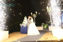Martin & Cecile Wedding Reception by Enliven Organizer&Entertaiment