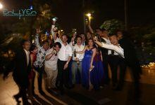 Martin & Cecile Wedding Reception by Enliven Organizer&Entertaiment