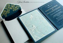 WINDY AND EVELYN by Vinas Invitation